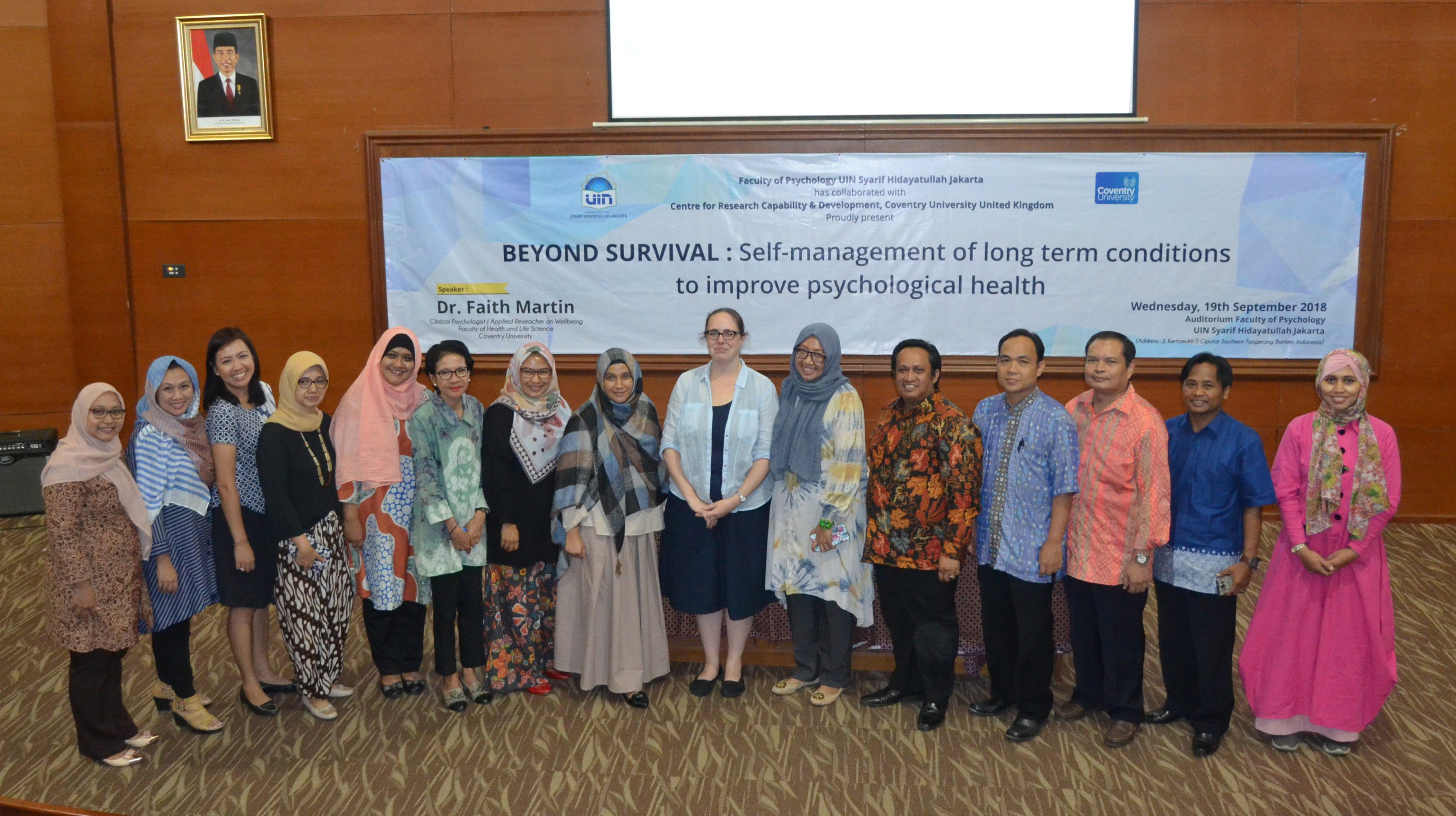 PSIKOLOGI, STUDIUM GENERALE KE-2 DI TAHUN 2018